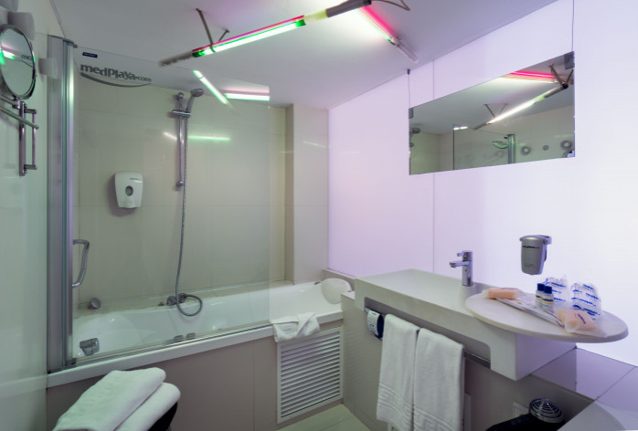 Bagno Junior Suite