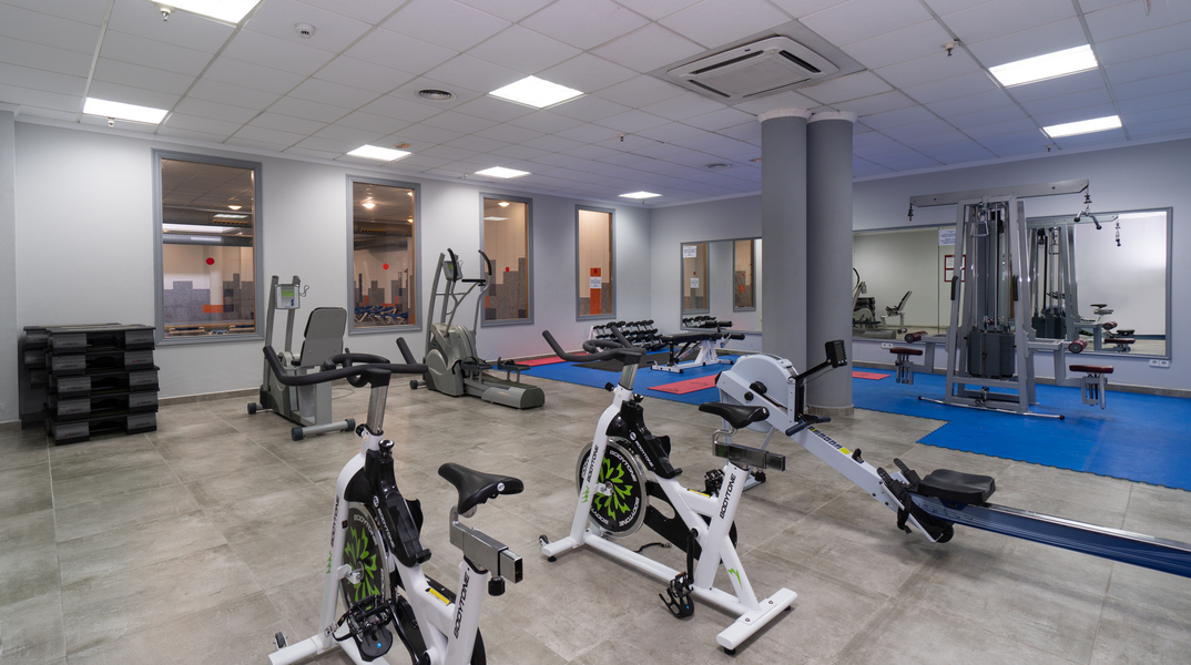 Gym flamingo hotel benidorm