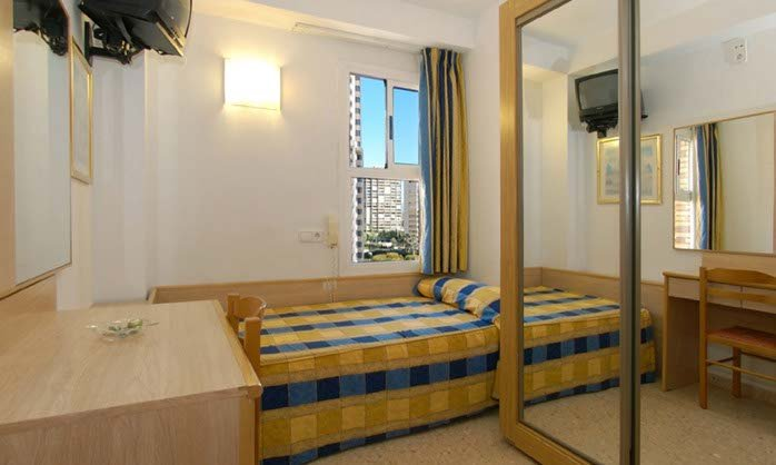 Single rio park hotel benidorm