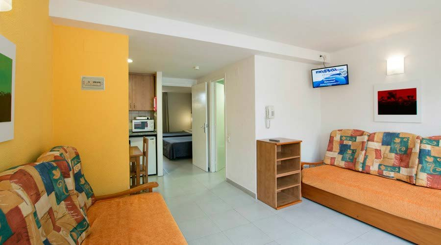 Family room san eloy apartment tossa de mar