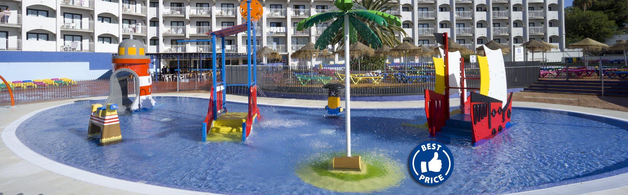 Hotel medplaya sito ufficiale hotel a salou hotel a benidorm hotel a torremolinos - Piscina laghetto playa prezzo ...
